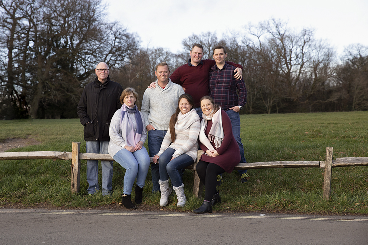 Family photography during winter. Kirsten Duberly Photography. Surrey, Cobham, Byfleet, Woking